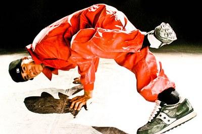 """""""Hipstory"""" es un montaje que repasa la historia del hip hop (foto: Brodas Bros)."""