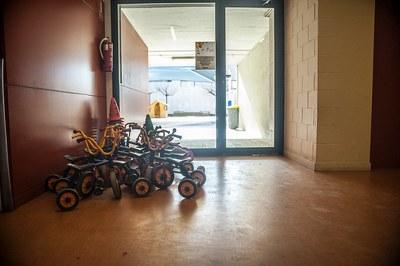 Las escuelas infantiles abrirán el próximo curso (foto: Ayuntamiento de Rubí).