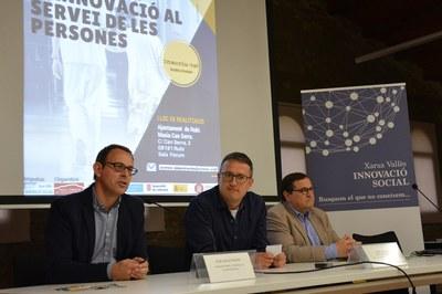 El encuientro se ha celebrado en Can Serra.