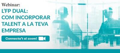 Rubí promueve la contratación a través de FP Dual con una jornada dirigida al tejido empresarial.
