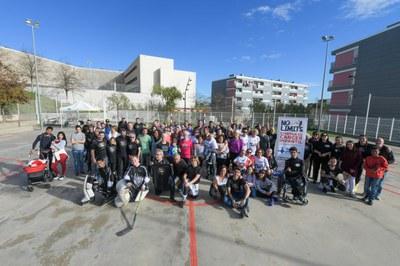 El festival ha tenido lugar en la escuela 25 de Septiembre (Foto:Ayuntamiento/Localpres).