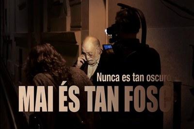 El cartel del documental.