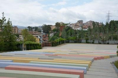 El acto tendrá lugar en el anfiteatro del Castell (foto: Ayuntamiento de Rubí).