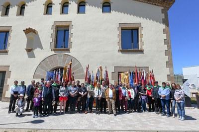 Encuentro en Can Serra (foto: Ayuntamiento de Rubí - Localpres)