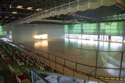 El verano de 2019, los mejores equipos de hockey del mundo jugarán en el pabellón de la Lana (foto: Localpres).