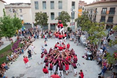 Diada castellera (foto: Localpres)