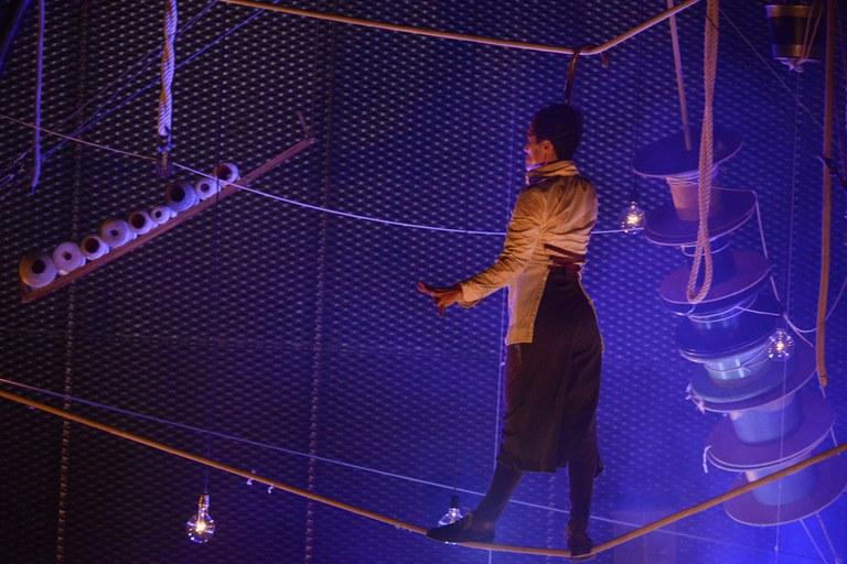 Circo en el Celler (foto: Localpres)