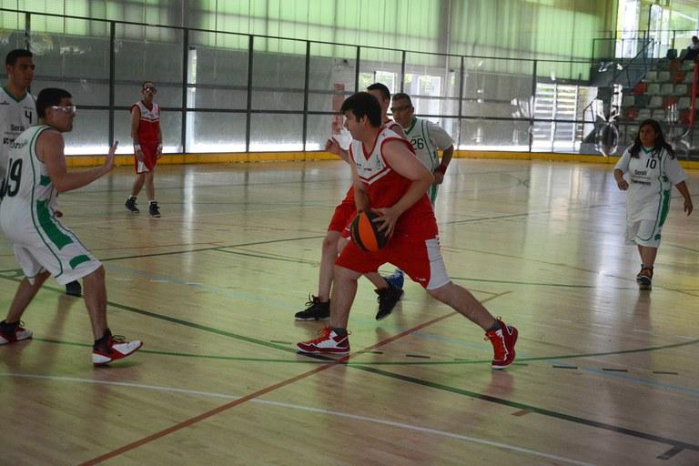 Fiesta del deporte adaptado (foto: Localpres)