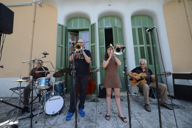 Jornadas de jazz (foto: Localpres)