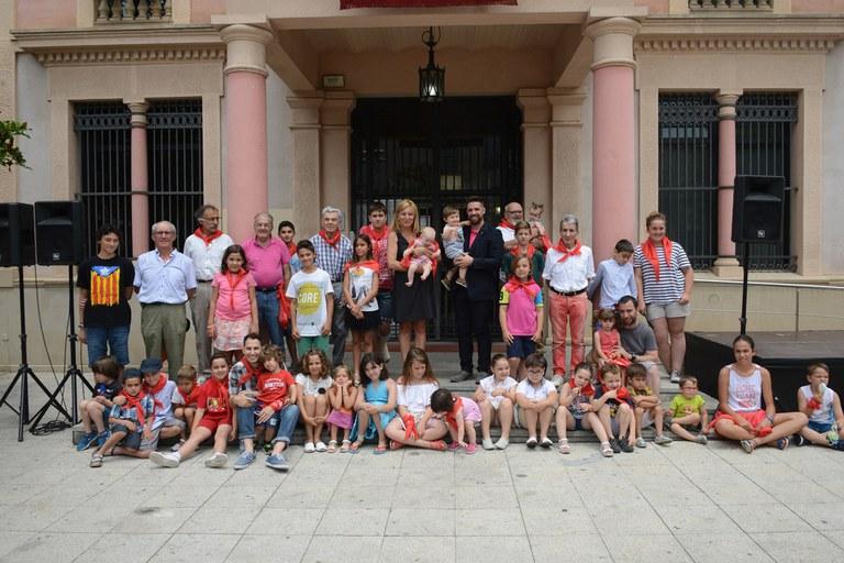 Encuentro de Peres, Petres, Paus y Paules (foto: Localpres)