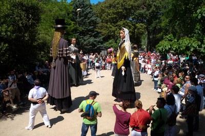 Los Gegants de Rubí (foto: Localpres).