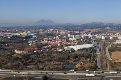 Por primera vez, la población de Rubí ha superado los 75.000 habitantes (foto: Ramon Vilalta).