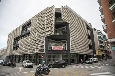 Las pruebas se harán en la biblioteca Mestre Martí Tauler (foto: Ayuntamiento de Rubí - Lali Puig).
