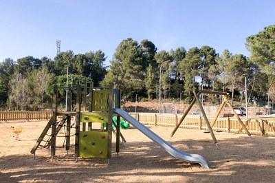 Parque infantil (foto: Ayuntamiento de Rubí - Localpres)