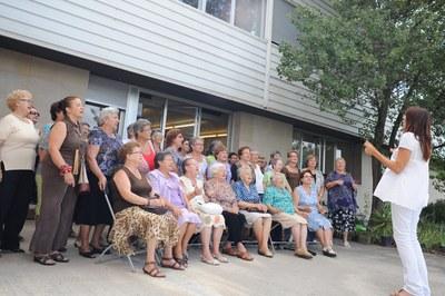 El Ayuntamiento de Rubí vuelve a ofrecer actividades de ocio para mujeres mayores de 60 años (foto: Lidia Larrosa).