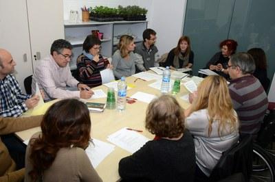 El encuentro se ha celebrado en la Font del Ferro (foto: Localpres).
