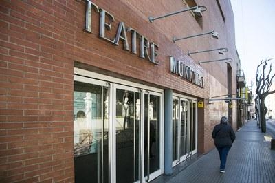 Buena parte de los equipamientos culturales se mantendrán cerrados (foto: Ayuntamiento de Rubí - Lali Puig).
