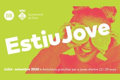El Estiu Jove se adapta a la situación generada por la Covid-19 (imagen: Ayuntamiento de Rubí).