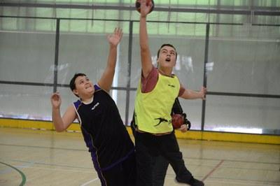 Los partidos se han disputado en La Llana / Foto: Localpres.