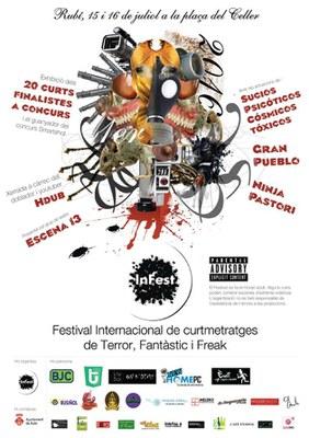 Cartel del InFest.