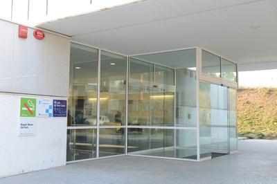 Las sesiones del programa 'Paciente experto' se impartirán en el CAP Sant Genís (foto: Localpres).