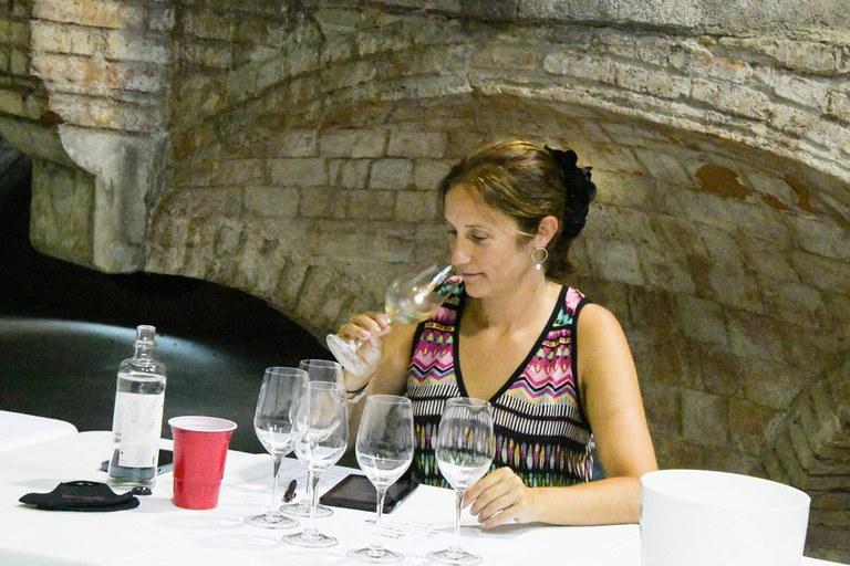 Una veintena de expertos deciden cuáles son los mejores vinos de Cataluña (foto: Ayuntamiento de Rubí - Localpres)