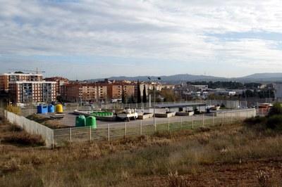 """Algunas aportaciones hechas a la """"deixalleria"""" de Cova Solera pueden ser bonificables (foto: Ayuntamiento de Rubí)."""