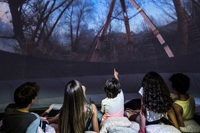 """La actividad """"Planetario y ciencia móvil"""" tendrá lugar en el MMUC (foto: Cel Obert)."""