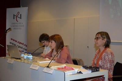La concejala de Servicios a las Personas, Marta García, ha presidido el 4º Dictado Solidario (foto: Localpres)