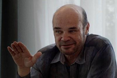 Martin Armstrong en un momento del documental.