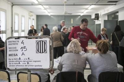 Les elecciones seran el 14 de febrero (Foto: Ajuntament/ Localpres).