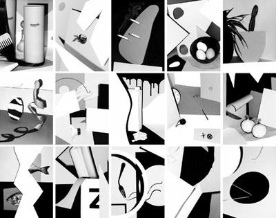 """Fotografías que integran el trabajo """"Silent rooms"""" (fuente: Yurian Quintanas)."""