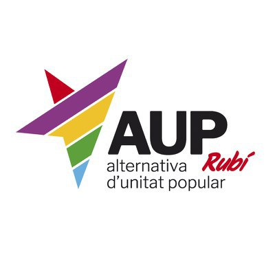 Logo de Grupo municipal Alternativa d'Unitat Popular (AUP)