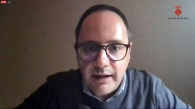 César Luena López.