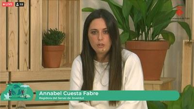 Annabel Cuesta Fabre.