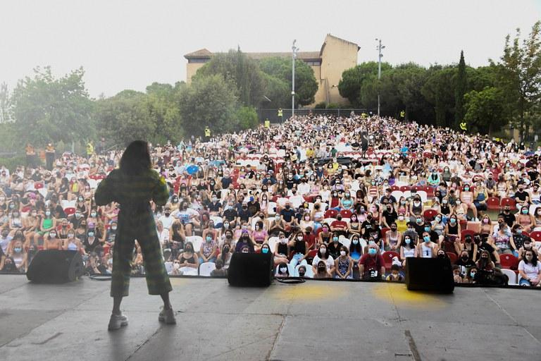 Amber Figueroa (foto: Ayuntamiento de Rubí - Localpres)
