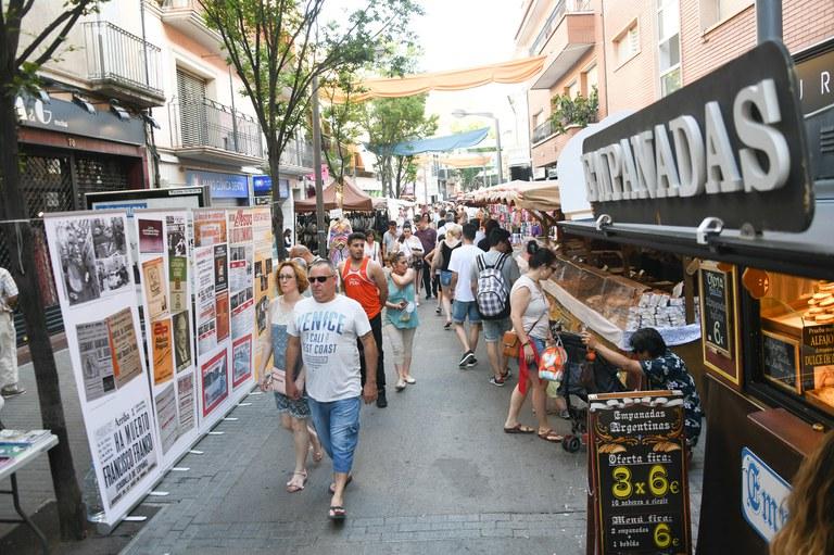 Feria de Fiesta Mayor