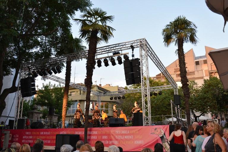 Mostra d'entitats culturals andaluses