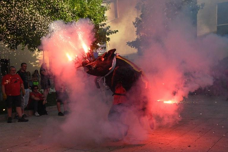 Cortejo de Fiesta Mayor