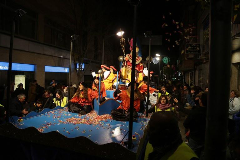 Cabalgata de Reyes (carroza)