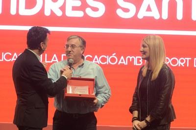 Andrés Santos.