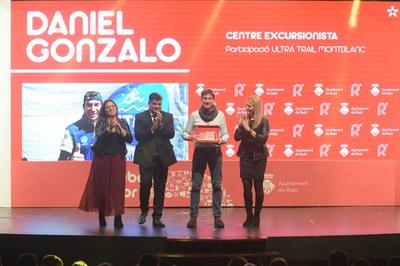 Daniel Gonzalo (Centre Excursionista).