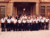1980. La Policía Local de Rubí contrató su primera agente femenina: Asunción Pladelasala..