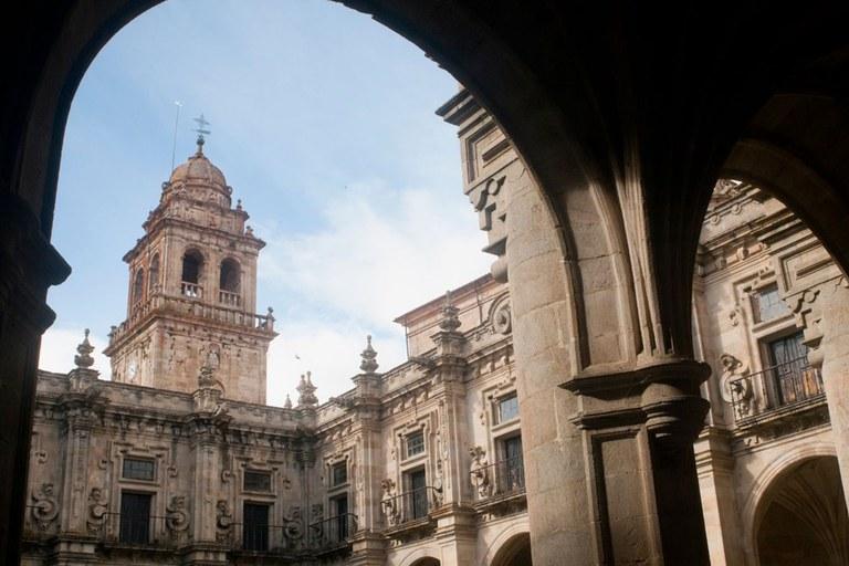 Convent de San Salvador, a Celanova