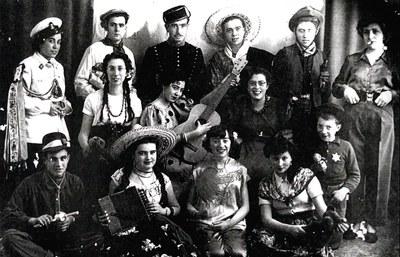 Carnaval 1952 (Arxiu Municipal)
