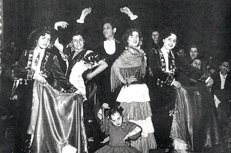 Carnaval 1954 (Arxiu Municipal)