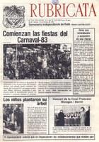 Carnaval 1983 (Rubricata)
