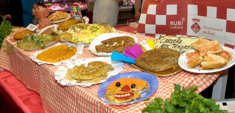 Concurso de tortillas 2009