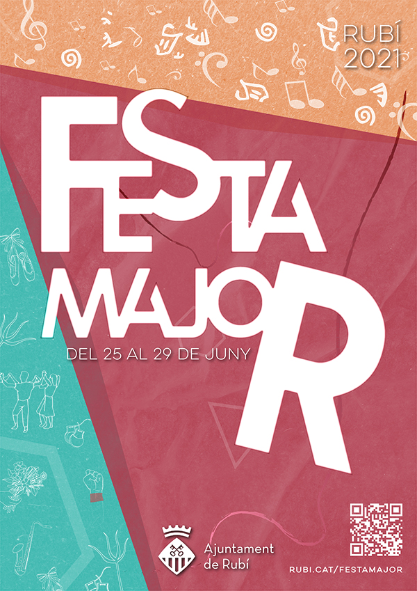 Cartell de la Festa Major 2021