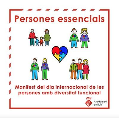 Llibre Persones essencials